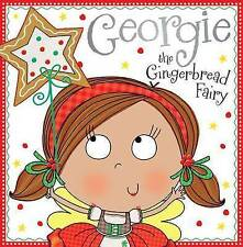 Georgie the Gingerbread Fairy Fairy Story Books by Tim Bugbird (Paperback)