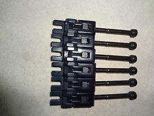 FLOYD ROSE LIC. LOCKING SADDLE Mighty Mite  Restoration Set for Guitar BLACK