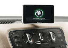 Original Skoda Citigo Move & Fun Navigation 1ST051235D Garmin