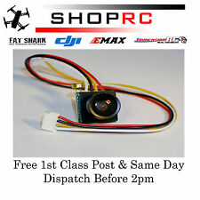 600TVL 1/4 2.8mm CMOS FPV 170 Degree Wide Anlge Lens Camera PAL