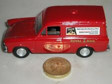 LP06541 Corgi 1967 Ford Anglia Royal Mail 50 cu pies 1:43 De metal Van Coche