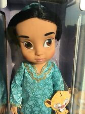 Animator Doll 2013 Edition Princess Jasmine Disney Store - BNIB
