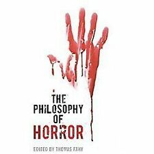 The Philosophy of Horror (2012, Paperback)