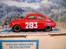 1/43 Provence Moulage (France) Saab 96 Monte Carlo 1963 Handmade Resin Model Car