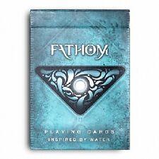 Fathom Playing Cards by Ellusionist 1 Deck