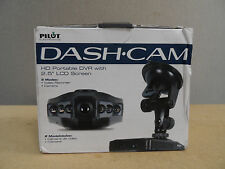 "Pilot Automotive Flip Screen Dash Cam 2.5"" LCD Screen CL-3000WK + Free Shipping!"