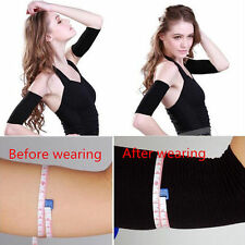 HOT Weight Loss  Cellulite  Slim New Arm  Belt  Black Womens Shaper