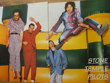 Stone Temple Pilots, Two Page Pinup Poster