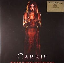 CARRIE Original Soundtrack LP 180 Gram BLOODY RED COLORED Vinyl & Poster Import