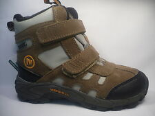 Kid's  Merrell winter boots, shoes Brown  size  uk 1