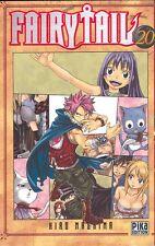 FAIRY TAIL tome 20 Hiro Mashima Manga shonen