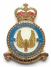 RAF No 2 Squadron Royal Air Force Small Pin Badge *Official Licensed*