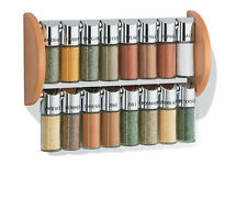 Emsa SCANDIC spice rack spice board spice jars with 8 spices