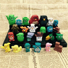 25pcs Movie Angry Birds Action Figures Doll Kids Children Baby Boy Girl Xmas Toy