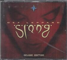 Def Leppard - Slang [Deluxe Edition]  (CD, 2013, 2 Discs, Mailboat Records)