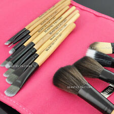 Beauties Factory 12pcs Makeup Brushes Set Pink Panther & Eyebrow Lip Liner 831A