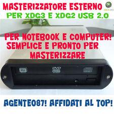 Masterizzatore ESTERNO USB PER XBOX360 LiteOn IHAS124 XDG3 100% - Notebook e PC