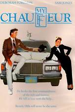 My Chauffeur - DVD  Deborah Foreman, Sam Jones RATED R