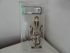 Vintage Star Wars ROTJ Han Solo Trenchcoat Action Figure Loose STUNNING AFA 85