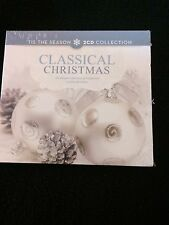 Classical Christmas 2 CD Collection Tis The Season Sealed New
