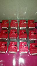 HUGE SCENTSY BARS BBMB LOT OF 12 BERRIES JUBILEE   BARS  -FREE SHIP- RARE