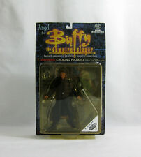 "NEW 1999 Buffy Vampire Slayer ✧ ANGEL ✧ Vampire Variant 6"" Action Figure MOC"
