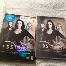 LOST GIRL: Season Three (DVD, 2013, 5-Disc Set), NEW With Slip Cover