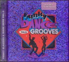 FUNKY DANCE GROOVES VOL.3 **2CDs  NEU *** Super Rar TOP  Best of  70s+80s