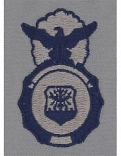 AF-SA332 Security Police Badge USAF Sew-On ABU