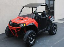 2008-2014 RZR 800, RZR-S 800, RZR XP 900 Aluminum Roof, with LED bar mounts