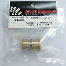 CYLINDER & PISTON ASSEMBLY SPEED 21XZ-B2 OS22423100 O.S. Engines Genuine Parts