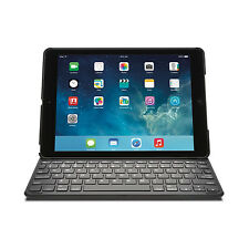 Kensington Funda KeyFolio® Thin X2 para iPad Air 2 K97385 - Teclado UK , negro