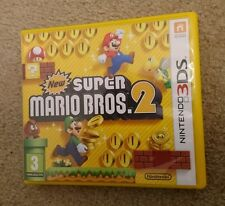 New Super Mario Bros 2 - Nintendo 3DS - Used - PAL
