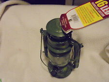CAMOUFLAGE LED HURRICANE/EMERGENCY LANTERN WITH DIMMER SWITCH...SO NICE TO HAVE