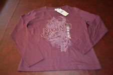 NWT Womens Browning Cabelas Long Sleeve Cotton Base or Top Layer Shirt Size MED