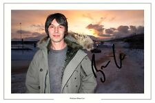 PROFESSOR BRIAN COX AUTOGRAPH SIGNED PHOTO PRINT WONDERS OF THE UNIVERSE