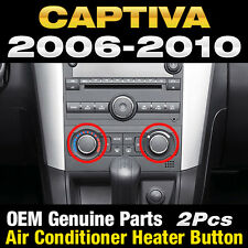 OEM Air Conditioner Heater Button Switch Assembly For Chevy 2006-2010 Captiva