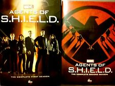 Agents of SHIELD: Complete Seasons 1-2 (DVD)Ships FIRST CLASS! Season 1 & 2