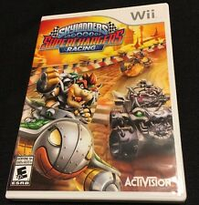 Skylanders Superchargers Wii GAME ONLY No Figures Or Portal Lot Of Fun
