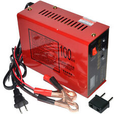 New 12V/24V Full Automatic Electric Car Battery Charger Intelligent Pulse Repair