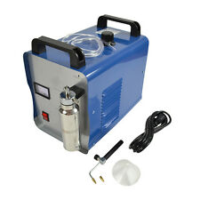 OXYGEN HYDROGEN WATER ACRYLIC FLAME POLISHING MACHINE 75L WELDER TORCH POLISHER