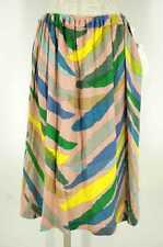 mina perhonen WOMEN's Skirt Pink & Yellow & Green