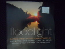 Floodlight/Barnes Family Songs for Flood Relief Cardsleeve Australia 16 Track/CD