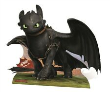 Toothless Dragon from How to Train Your Dragon 2 MINI Cardboard Cutout Stand Up