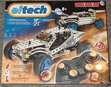 Remote Control Buggy Eitech C22 Metal Construction Building Toy Steel Model