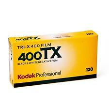 Kodak TRI-X 400 120 Rollfilm 5er Pack Analogfilm S/W B/W Schwarz/weiß Film