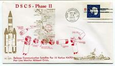 1973 DSCS-Phase II Defense Communication Satellite Nation NATO Cape Canaveral US