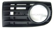 Front Bumper Grille Fog Light Lamp Hole Lower Right Side Fits VW Golf V MK5 03-