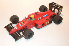 1/32 SCALEXTRIC FERRARI F1 /87 ROJO ref. 8318 EXIN MADE IN SPAIN