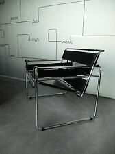 Original Knoll Wassily Lounge Chair by Marcel Breuer - Bauhaus Modernist